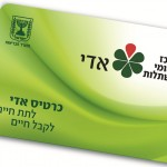 Adi organ donor card