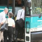 Reimbursement for transportation to, from work