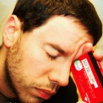 credit card anguish