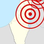 israel earthquake