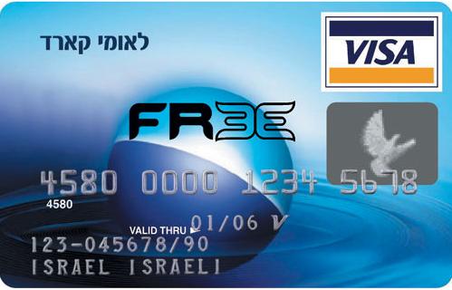 Leumi Free Card – a Fee-Free, Israeli Credit Card